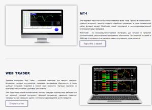 торговая платформа terra finance